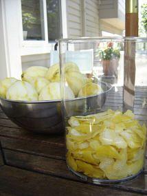 Limoncello Recipe - an Italian dessert liqueur.