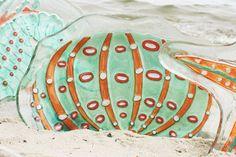 Tropical Treasures Sea Urchin Platter | OceanStyles.com