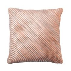 Threshold™ Euro Pleated Decorative Pillow - Coral Quick Information