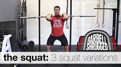 The Squat: 3 Fun Squat Variations to Increase Strength - TechniqueWOD