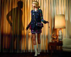 Chanel in the Americana Manhasset Spring 2014 Lookbook! #fashion