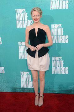 Emma Stone   MTV Movie Awards