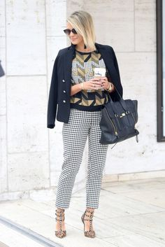 Our 10 Favorite Street Style Looks From NYFW   theglitterguide.com