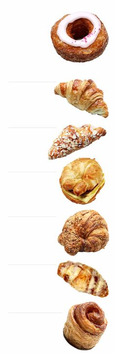 From Croissant to Cronut - Graphic - NYTimes.com
