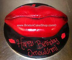 Wilton Lips Cake Pan