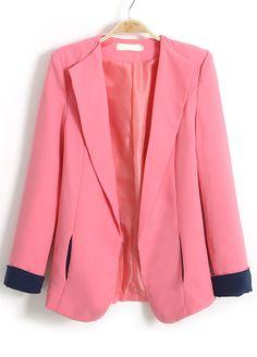 Pink Blazer <3