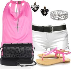 Untitled #663 by lisamoran on Polyvore