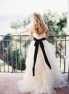 Classic White Wedding at Bacara Resort
