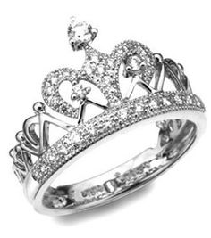 Crown Jewelry  I wear a very similar ring religiously