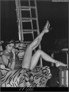 Cigar Smoking Photograph