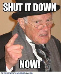144f691e8bd1139341681d42c6d37d24 ultimateknicks com forums it's time to shut down,Shut It Down Meme