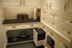 Feeding Station Design Ideas, Pictures, Remodel, and Decor
