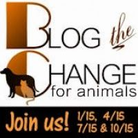 Random Felines: Blog the Change
