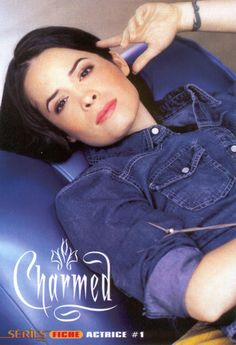 Holly Marie Combs..