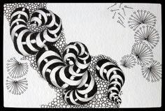 Floating skyward dandelions - Grey String Of Fate