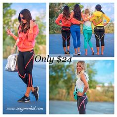 Lululemon inspired workout pants. Only $24! Same great style and quality. www.sexymodest.com #modestshoppin #sexymodest # workout #fitness