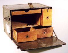 Portable Field Desk