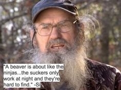 Uncle Si, Duck Dynasty