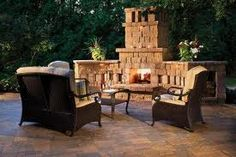 outdoorfireplaces - Google Search