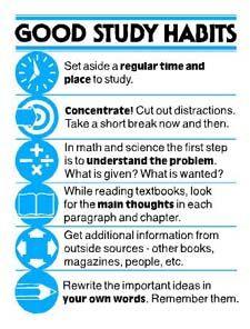 Good Study Habits    #studyhabits #habits #studyskills