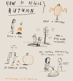how to relish autumn ♡