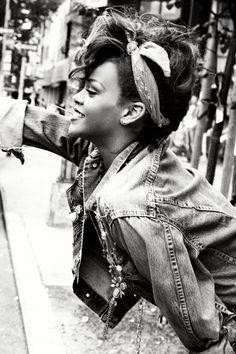 Rihanna Riri swag
