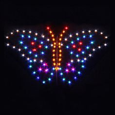 Luminous kite-Colorful Butterfly – US$ 279.99