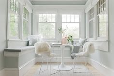 The Curbly Family Sunroom Makeover