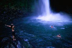 La Fortuna Waterfall - Costa Rica