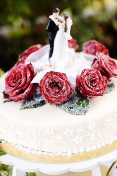 WEDDING CAKE / HOCHZEITSTORTE on Pinterest  Hochzeit, White Roses and ...