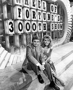 Wheel of Fortune is celebrating 30 years! And today - Vanna White takes us behind the scenes of the show on my show!