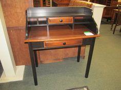 Philadelphia Desk - eclectic - desks - columbus - Geitgey's Amish Country Furnishings