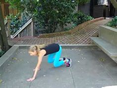 High Intensity Interval Training from Caroline In the City