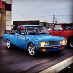 mini truckin, turbo taco, dream car, datsun stuff