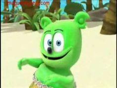 Gummi Bear - Happy Birthday