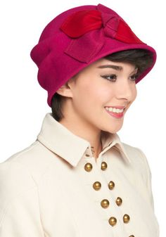 Cloche to My Heart, #ModCloth