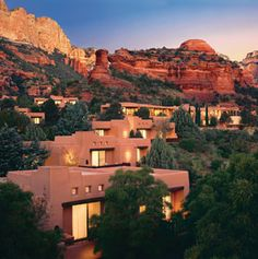 Enchantment Resort and Mi Amo Spa in Sedona, Arizona