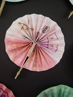 Chinese Style Fans chines cultur, chines style, design fan, fans, colour pencil, fan fan, geisha fan, chinese style, hand fan