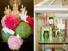 Lilly Pulitzer Party Decor-