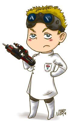 Dr. Horrible Magnet!
