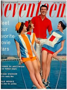 Seventeen Magazine, May 1960