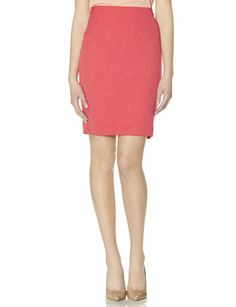 Subtle Floral Pencil Skirt from THELIMITED.com #TheLimited #LTDWellSuited