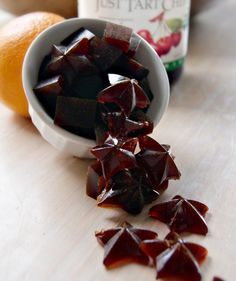 Anti-Inflammies: A Healthy Gummy Snack - The Sprouting Seed