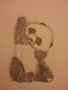 panda drawing in pencil Cute Panda Drawings InPanda Drawing In Pencil
