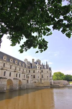 Chateau Chenenceau, Loire Valley, France | Design Mom