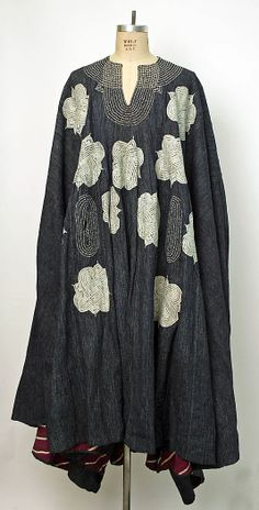 Chief's robe (Bubu), c. 1915, African (Mossi peoples).