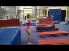 Back Tuck Conditioning drills - Her voice is quite annoying after listening to it over and over again - but she does have some very good drills for girls who are at the level of learning a tuck, but need some helpful tips to get them there. @Anna Totten Ramirez
