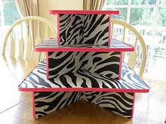 large cupcake stand how to
