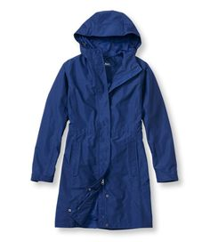 H2OFF Raincoat, Mesh-Lined: Rain Jackets | Free Shipping at L.L.Bean
