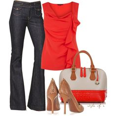 Bright Red